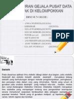 presentasi makalah statistika deskriptif