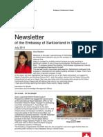 Newsletter July 2011