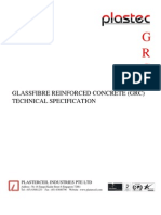 GRC Technical Specification