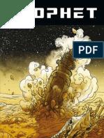 Preview de Prophet por Aleta Ediciones