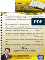 What God Says About Agreement