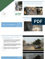 Better Streets, Better Cities presentation (Nitin Warrier) 2012