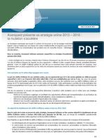 Avanquest présente sa stratégie online 2013 – 2016