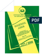Buletinul ABRM Nr 2008-1