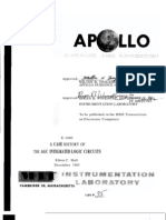 Apollo Space Mission Historical Document