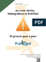 Alertas PubMed desde la Biblioteca Virtual