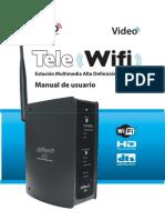 Manual TeleWifi