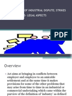 Strike and Lockout ppt