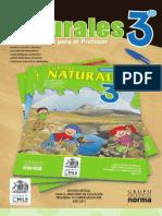 Ciencias naturales 3 basico