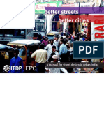 A guide to street design in urban India