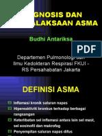 diagnosis dan penatalaksanaan asma