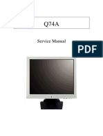 Hyundai LCD-TFT Q74A_SERVICE_MANUAL