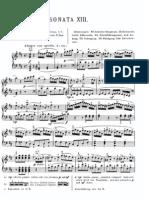 Sonata k 311 Mozart