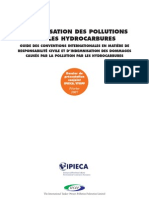 INDEMNISATION DES POLLUTIONS