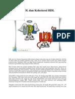 LDL dan HDL