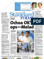 Manila Standard Today - Thursday (January 17, 2013) Issue