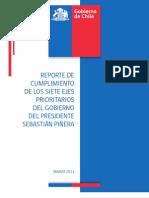 Rendicion Cuenta Anual  Gobierno 2011