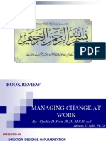 Book Review-Managing Change at Work- Final