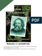 Bakunin versus Primitivisti