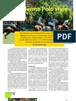 The Palermo Polo style - Un día en el Abierto de Polo de Palermo