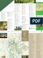 Wander-Karte Eifel 2013 (Übersicht)