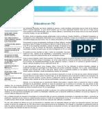 Reforma Educativa en TIC