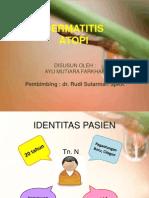 dermatitis atopi