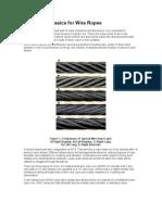 Lubrication of steel rope