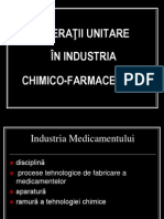 aparate si instalatii in industria farmaceutica