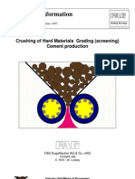 Crushing & Screening of Hard Materials