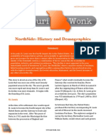 NorthSide Regeneration Project white paper - History and Demographics, by Missouri Wonk
