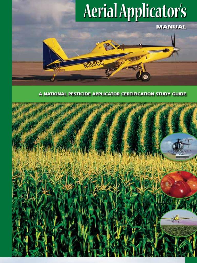 Aerial Applicators Manual