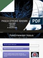 pasca stroke iskemik
