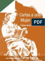 Carlos de la Rosa Vidal - Cartas a una Mujer Poeta