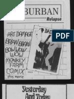 Suburban Relapse #4 (fanzine)