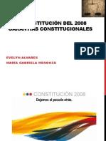Constitucion 2008 y Garantias Constitucionales