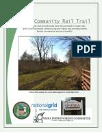 Oneida Committee rail trail
