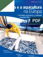 A pesca e Aquicultura na Europa