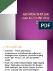 Akuntansi Perpajakan