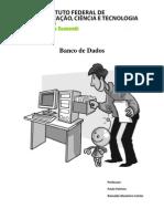Apostila de Banco de Dados