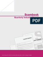 Scambook Scam and Complaints Industry Report Q3 2012