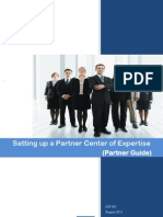 Partner Center of Expertise SAP