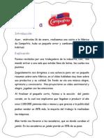 Visita a Campofrío
