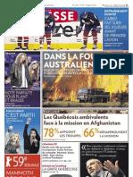 2009-02-09 - Australie (La Presse Et LeDroit)