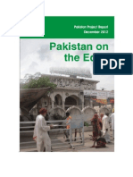 Pakistan on the Edge, IDSA