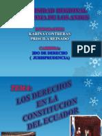 Derechos del Ecuador