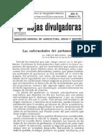 La Pasteurización del Vino (1916)