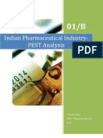 Indian Pharmaceutical industry.pdf