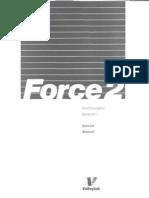 Manual de servicio Electrobisturi ValleyLab Force 5