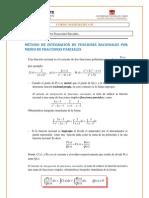 Integracioion de funciones racionales
